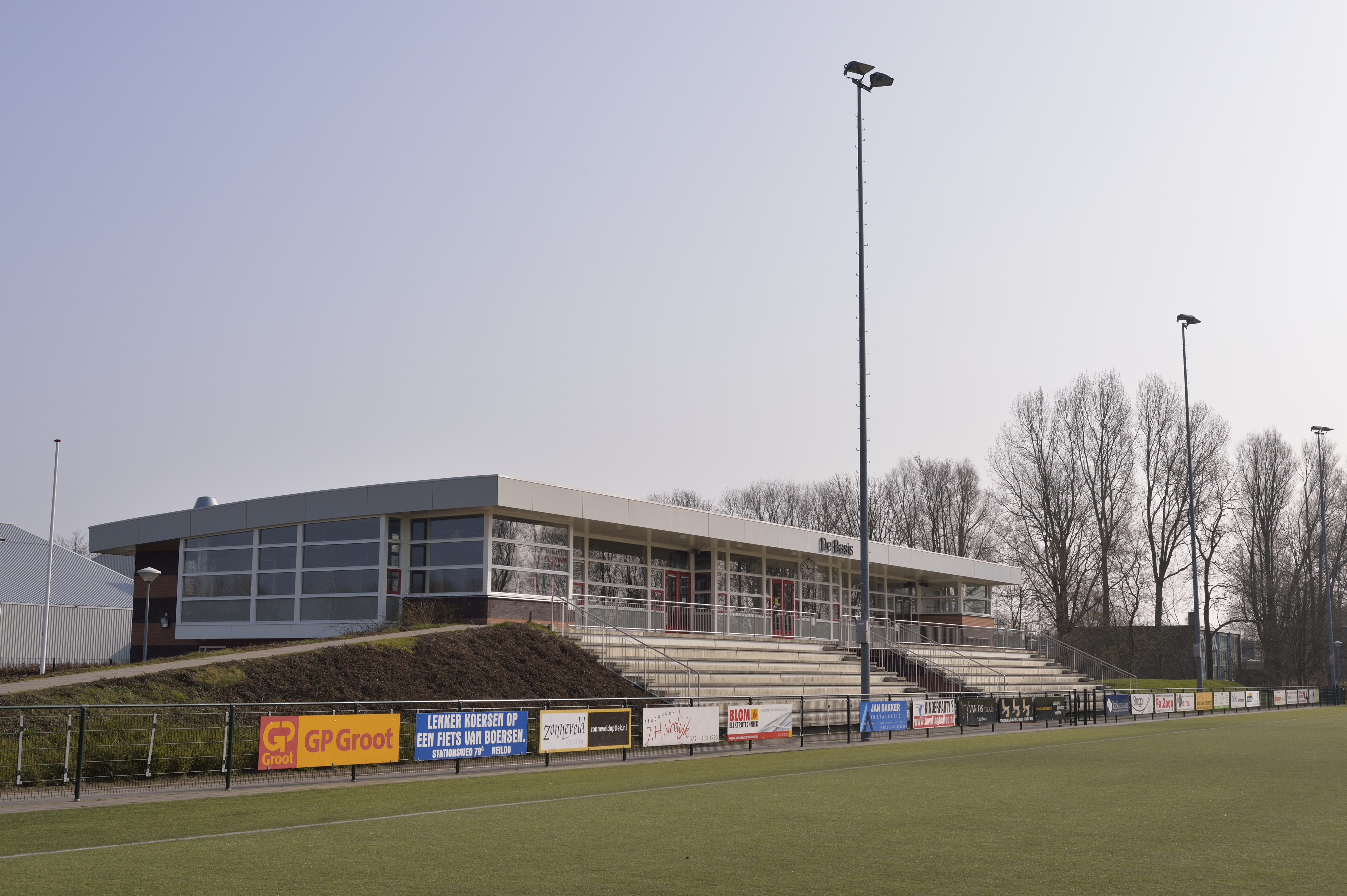 HSV – Sportraad Heiloo