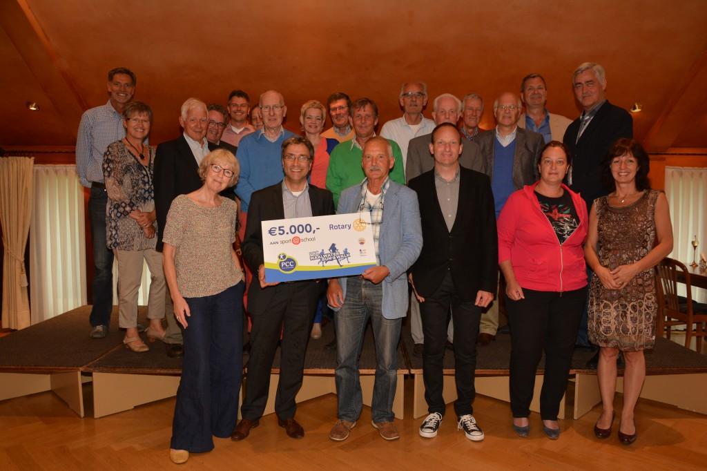 Sportraad & Rotary, 4-6-2014 114