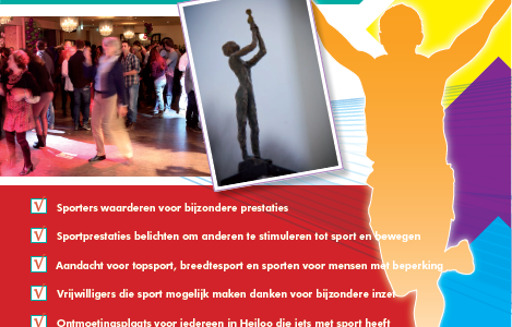 Sportverkiezing Heiloo 2015 geopend