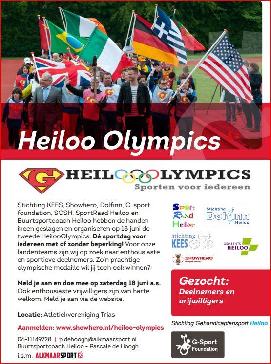 Heiloo Olympics