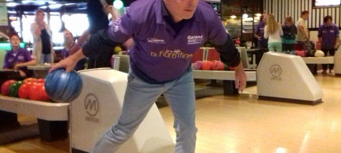Kick Off bowling seizoen voor mensen met een beperking
